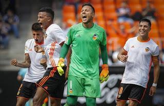 Apuestas deportivas Valencia - Celta de Vigo