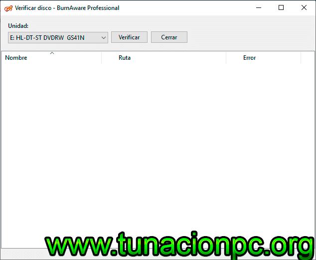 Descargar BurnAware Professional Final Español con Licencia Incluida