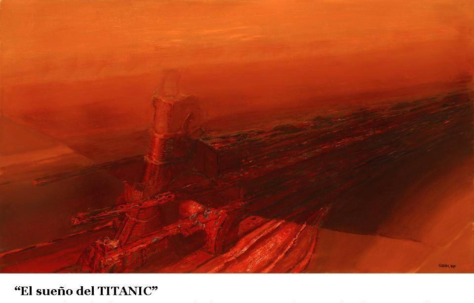 El 'Titanic' que soñó Enrique Gran