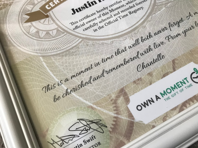 own-moment-certificate