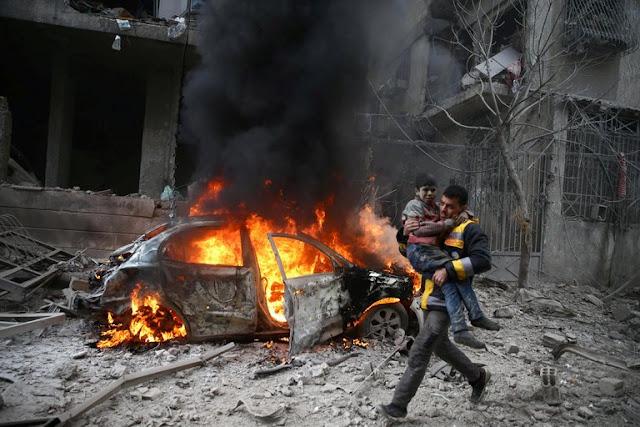 Perspectiva sobre Siria
