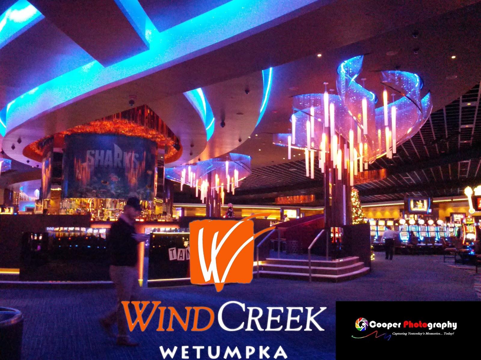 Wind Creek Casino And Hotel In Wetumpka Alabama