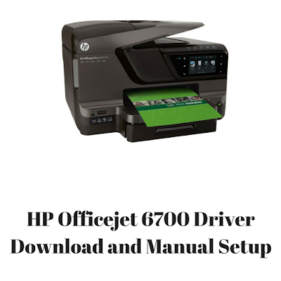 HP Officejet Pro 8600 Driver Download and Manual Setup