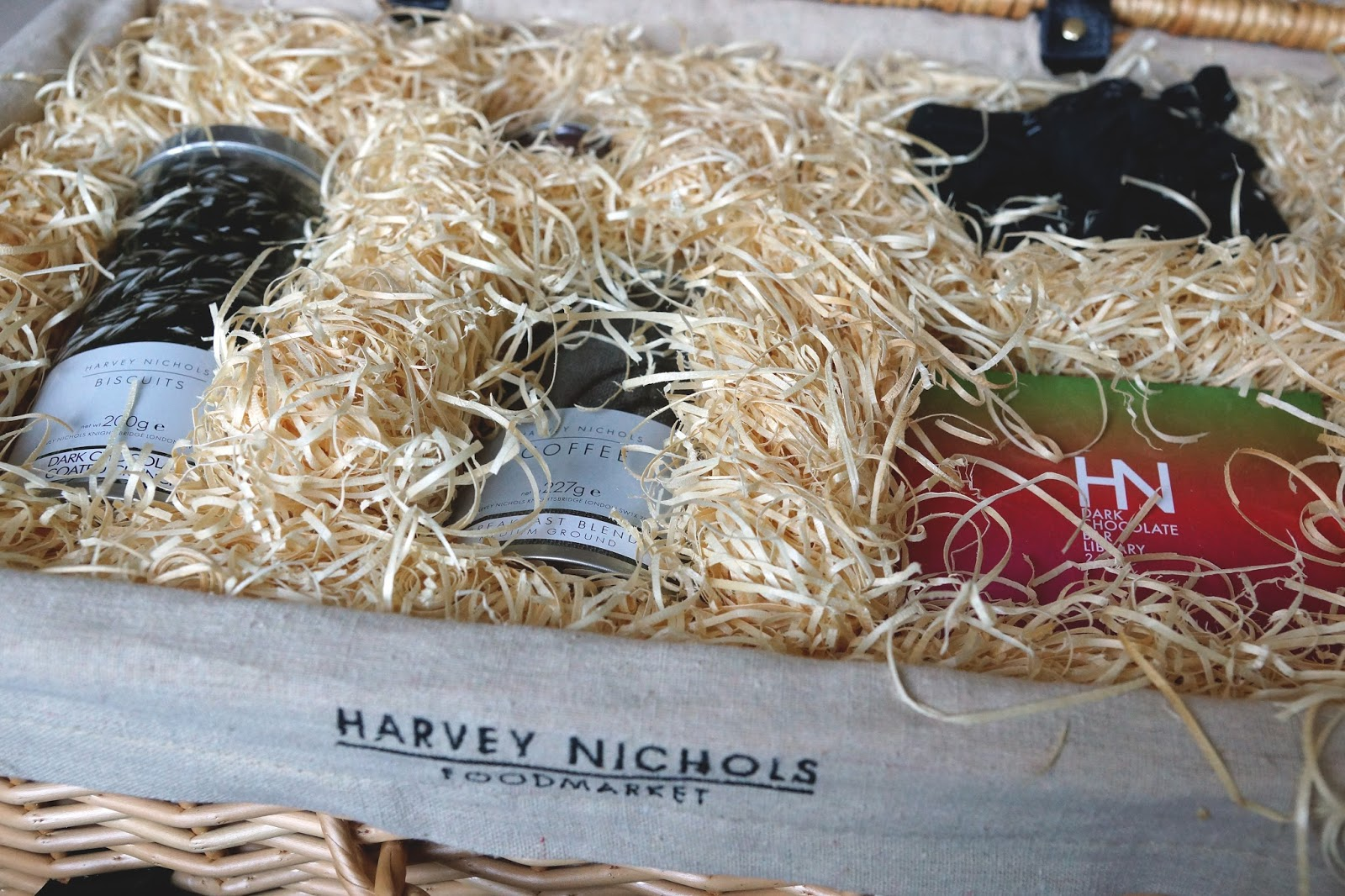 Hello Freckles Harvey Nichols Christmas Countdown Hamper