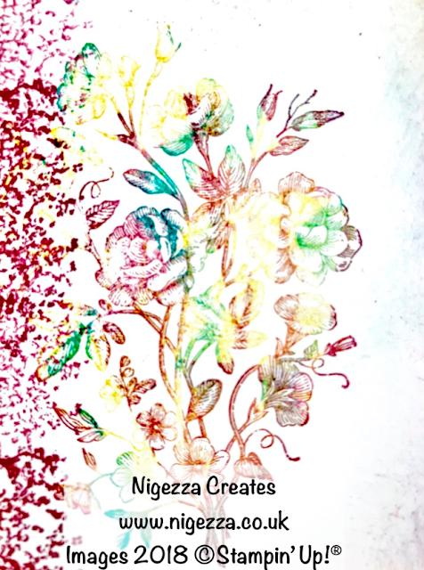 InspireINK Blog Hop Colour Challenge  Nigezza Creates
