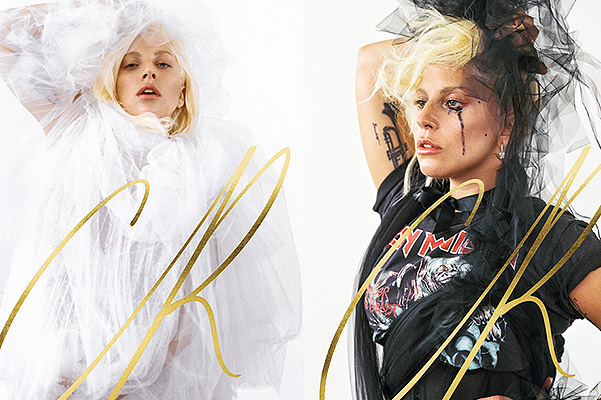 No Photoshop: Lady Gaga on the pages of the seventh issue of CR Fashion Book