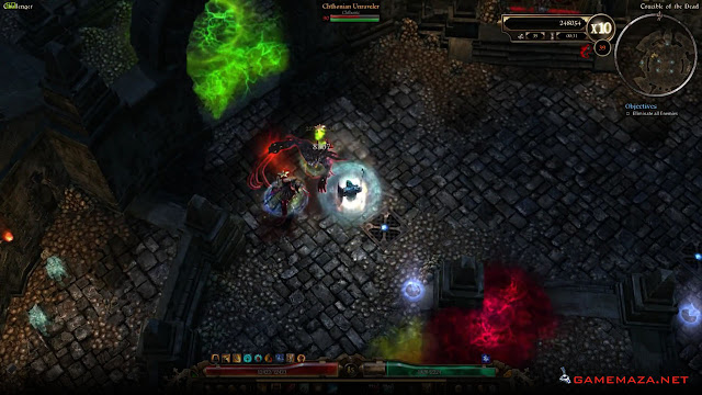 Grim Dawn Crucible Gameplay Screenshot 2