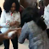 Pastor Nike Adeyemi Of Daystar Christian Centre Dancing Zanku And Leg Work