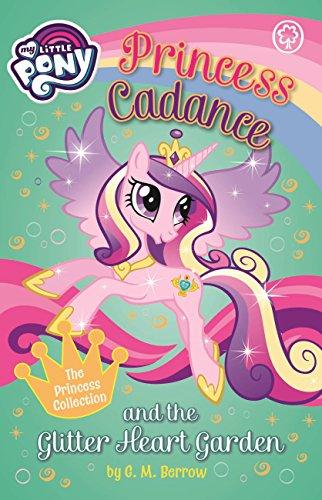 """Princess Cadance and the Glitter Heart Garden"" Gets a Cover"