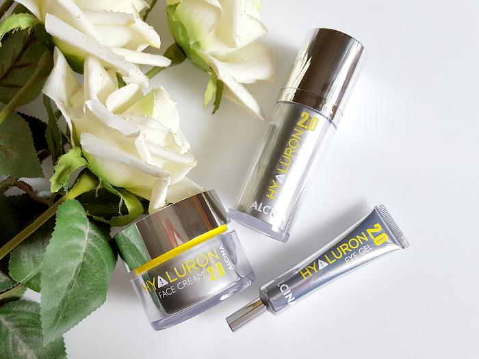 ALCINA Hyaluron 2.0 Gesichtspflege Reihe - Face Cream, Face Gel, Eye Gel