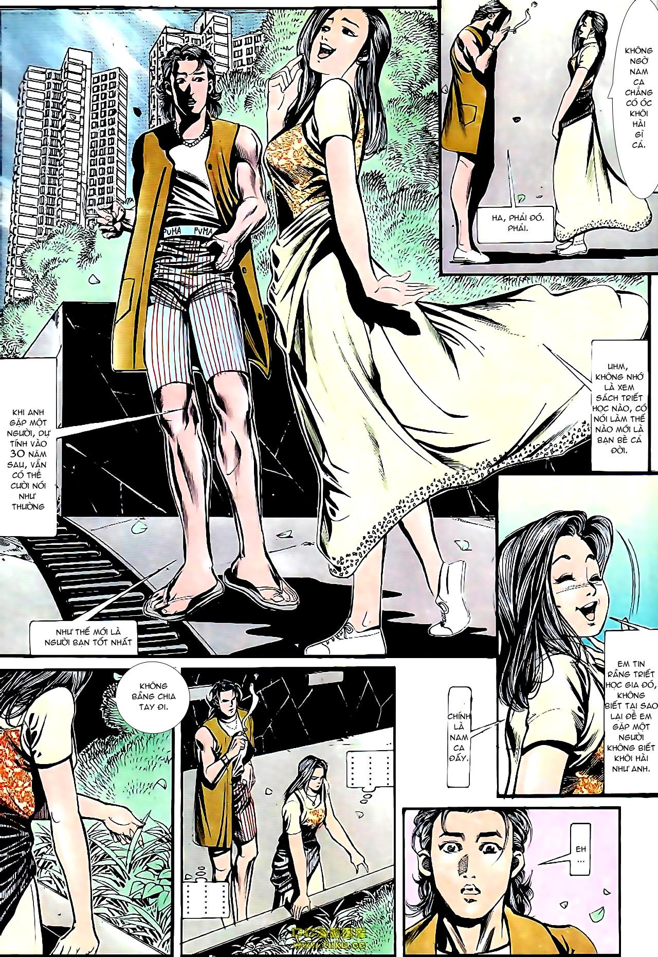 Người Trong Giang Hồ chapter 148: em đã gả cho anh trang 13