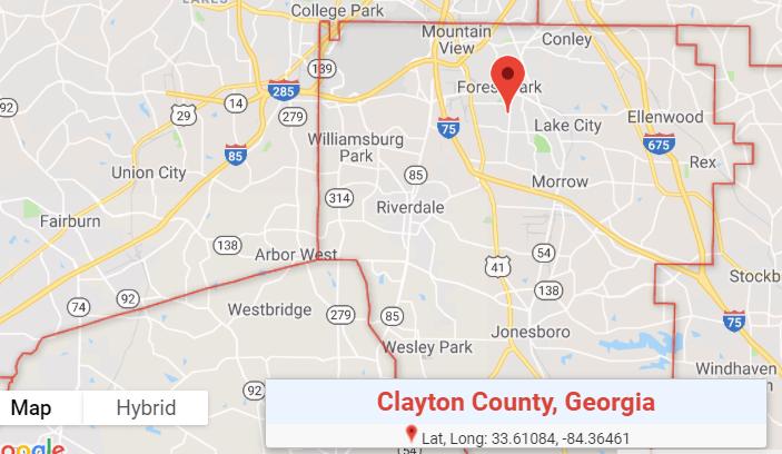 Latitude And Longitude Now Displayed On County Lines On Google