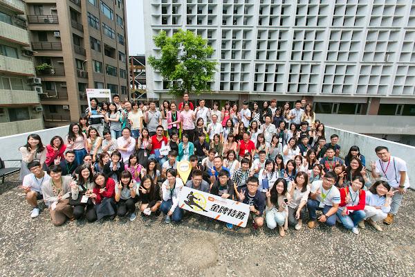 「金牌特務數位行銷培訓營」今日開跑。照片來源:蔡仁譯攝影