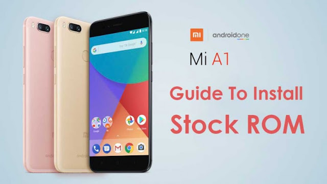How to Flash Stock ROM on Mi A1 | Using TWRP Recovery | Using Mi Flash Tool | 100% Working