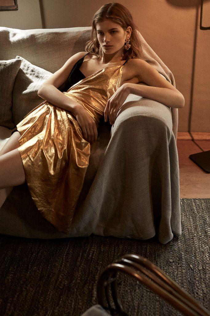Agata Pospieszynska for Harper's Bazaar Spain with Signe Veiteberg