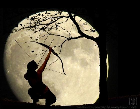 Resultado de imagen para pic of a hunters moon