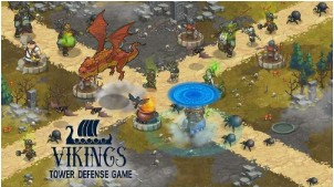 Vikings The Saga Mod Apk v1.0.32 Unlimited Crystals for android