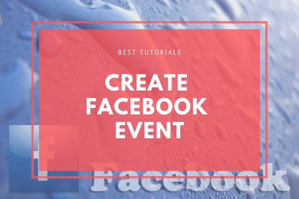 Create Event Facebook<br/>