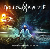 "Το τραγούδι των Hollow Haze ""It's Always Dark Before the Dawn"" από το album ""Between Wild Landscapes and Deep Blue Seas"""