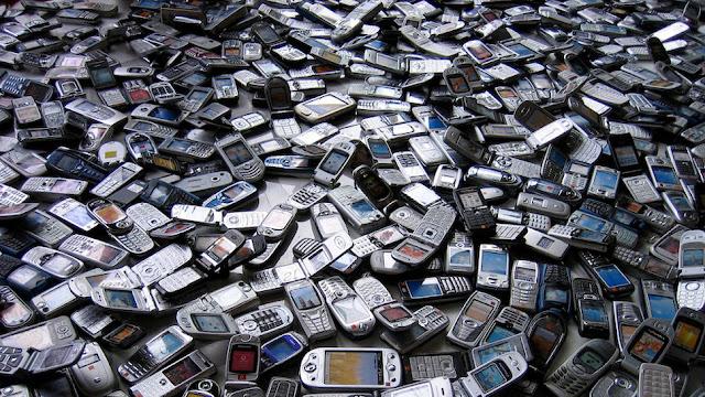 سيتم تصنيع ميداليات أولمبياد 2020 من الهواتف الذكية القديمة