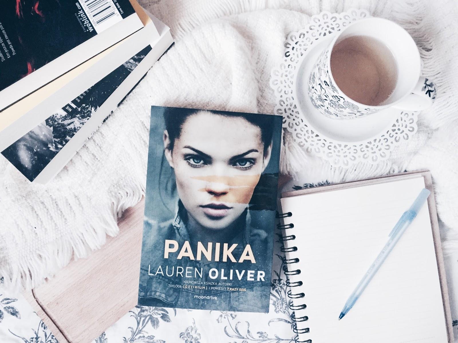 Panika, Lauren Oliver