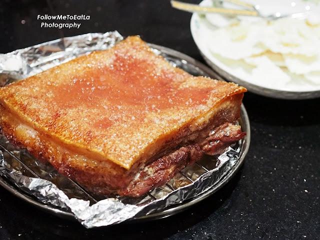 Juicy Roast Pork Belly Ready For Skin 'Blistering'