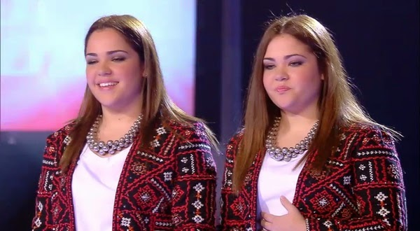 Alba y Marta cantan The House of the Rising Sun-La Voz