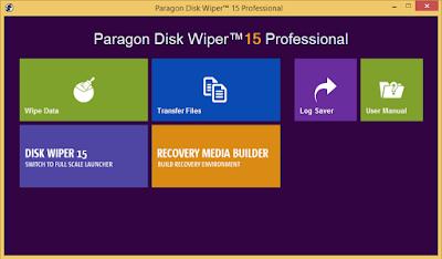 Disk Wiper 15 Professional