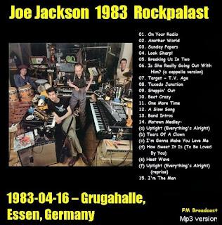 Joe Jackson Steppin Out Mp3 320 Kbps - staffled