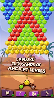 Games Bubble Pyramids Apk