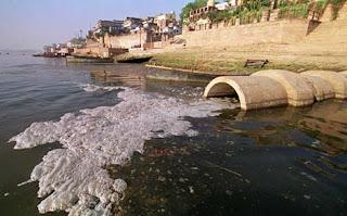 Resultado de imagen de imagenes de lagos contaminados