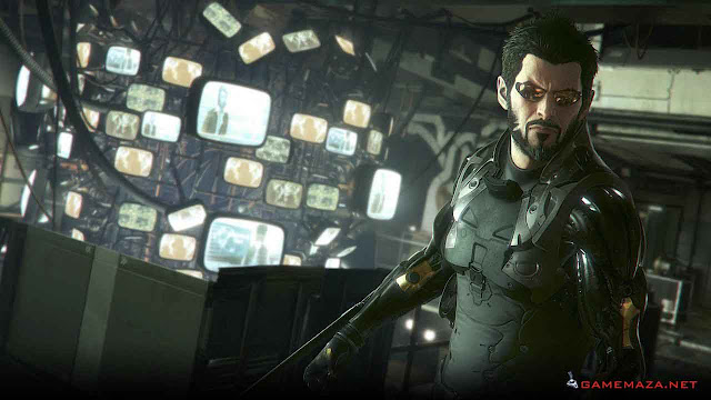 Deus Ex Mankind Divided Gameplay Screenshot 1