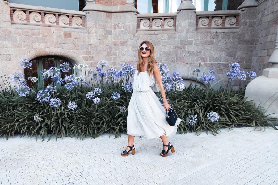 a trendy life fashion fashion blogger tcn tcn fashion show 080bcnfashion vestido vaporosoIMG 0071 - VESTIDO MIDI VAPOROSO - 080 BARCELONA FASHION