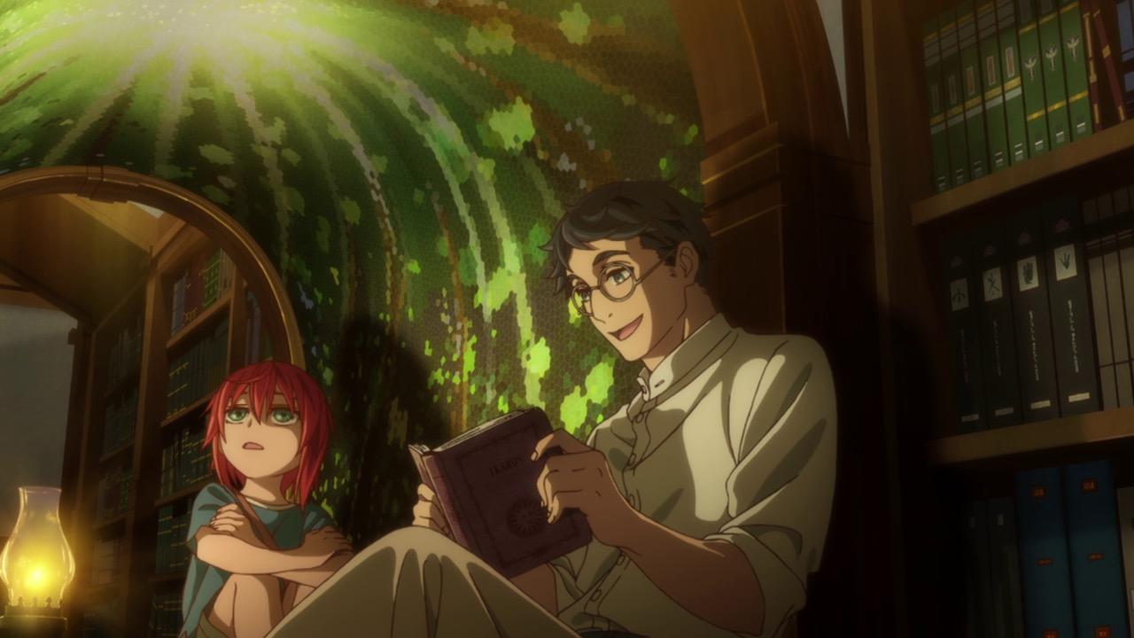 Mahotsukai no Yome: Hoshi Matsu Hito - 01-03 (OVA)(BD)