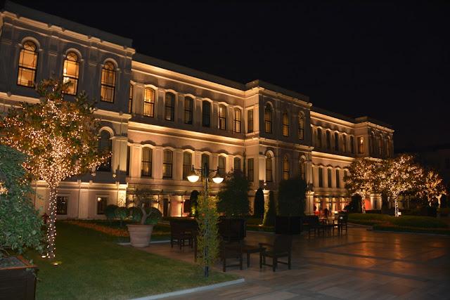 Garden Four Seasons Hotel Bosphorus Istanbul