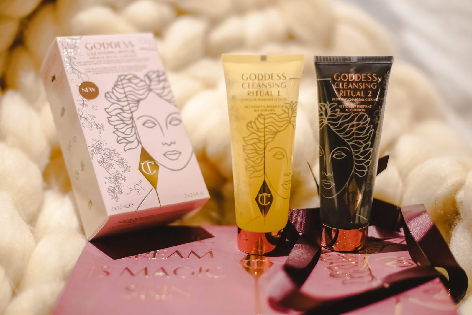 Charlotte Tilbury cleanser review