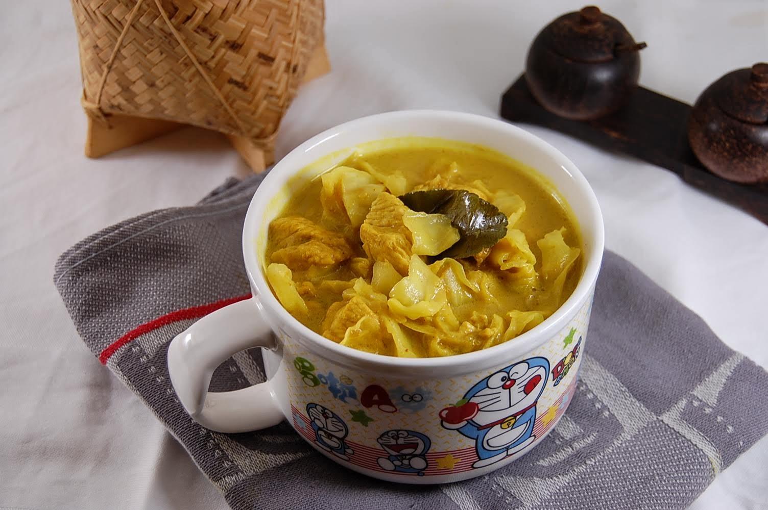 Schnell Kochen: Indonesisch Chicken Curry