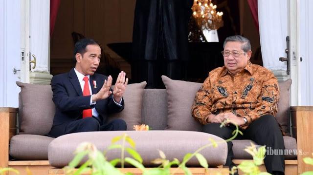 Pertemuan Jokowi-SBY Dinilai Janggal
