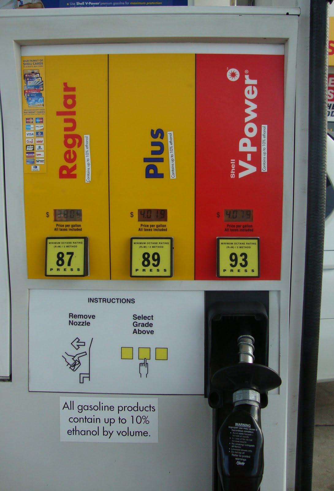 Nearest Gas Station >> Explore Florida: Shell Gas Station