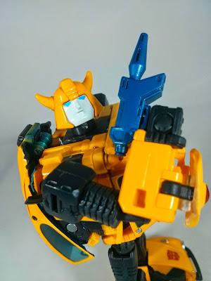 masterpiece bumblebee gun