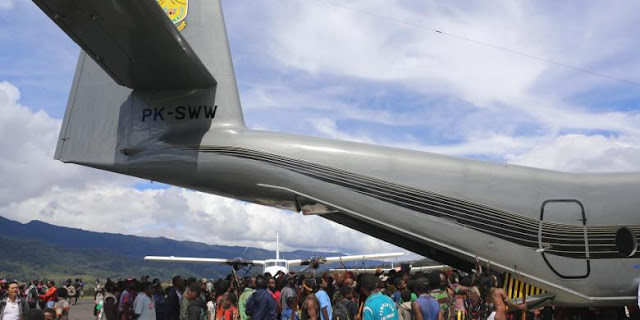 Lokasi Pesawat kargo yang Hilang Kini Ditemukan ? Ini Penjelasanya…