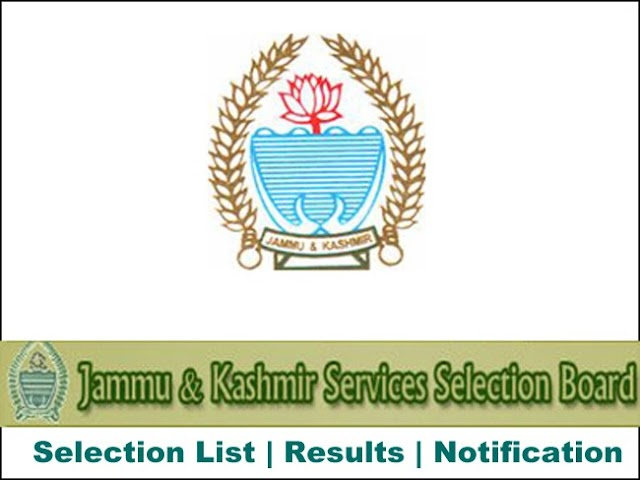 Selection list of the candidates for the post of Village Level Worker  Junior Statistical Assistant  Motor Vehicle Traffic Assistant  IEC Worker