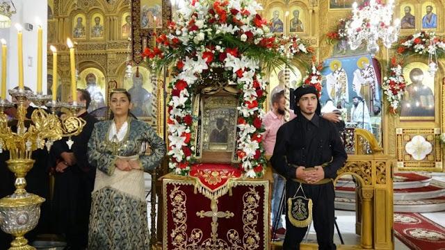 19 Μαΐου 2019: Ιερό Μνημόσυνο στην Παναγία Σουμελά εις μνήμη των θυμάτων της Γενοκτονίας