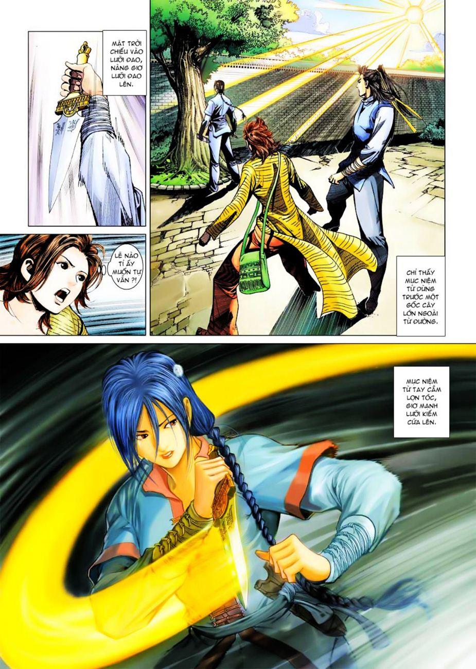 Anh Hùng Xạ Điêu anh hùng xạ đêu chap 39 trang 8