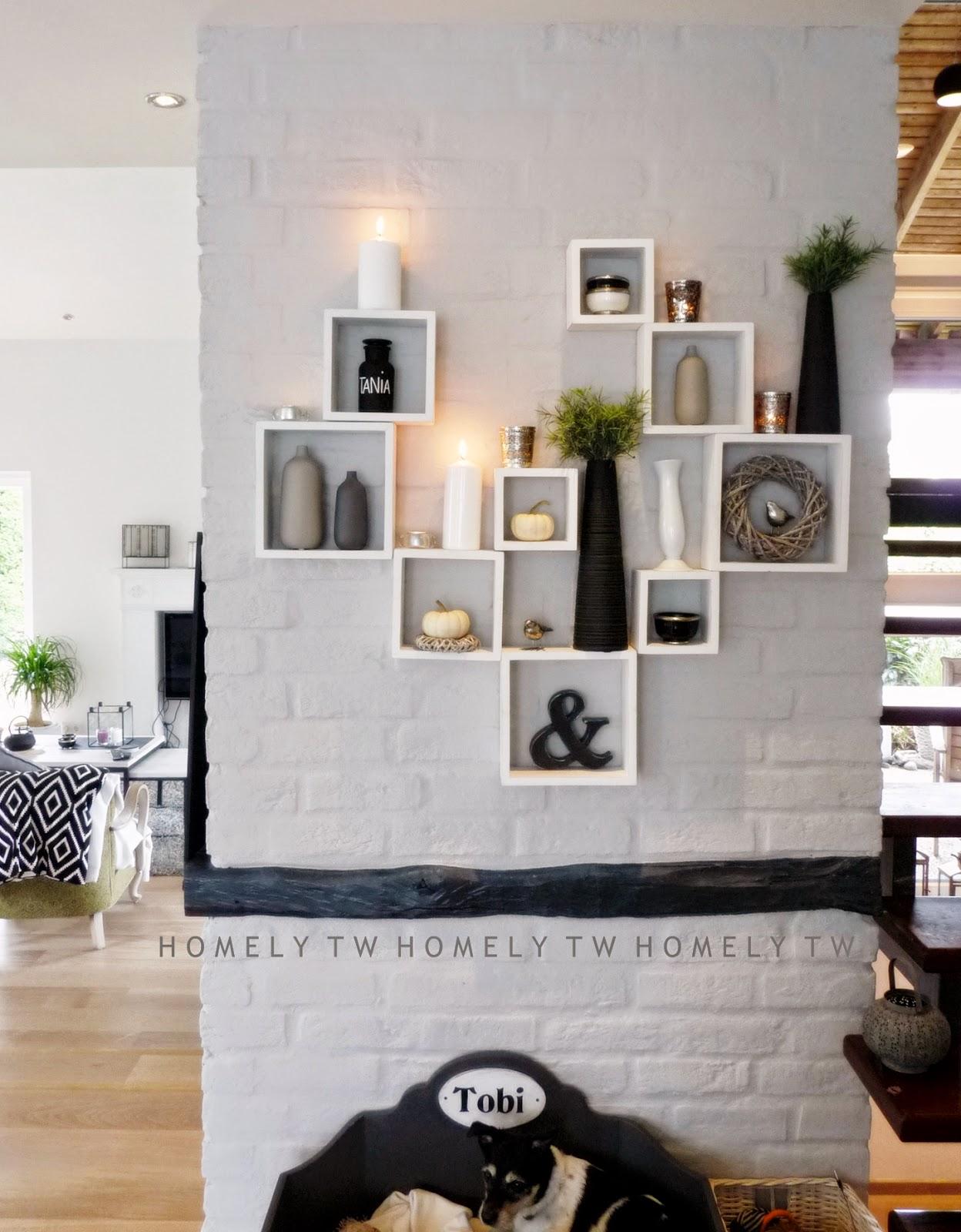 homely tw neues wandregal und ein kleines diy. Black Bedroom Furniture Sets. Home Design Ideas