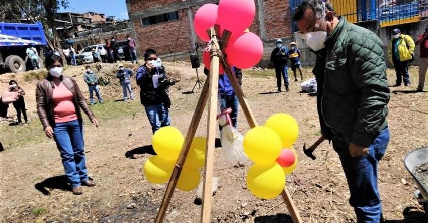 Entregan terreno para construir moderna infraestructura de la Institución Educativa N° 80520 en Santiago de Chuco