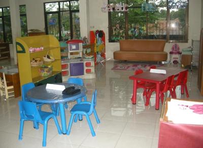Pengorganisasian Belajar/ Pengaturan Ruang Belajar PAUD