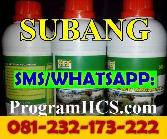 Jual SOC HCS Subang