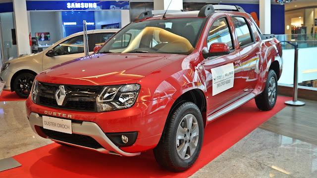 Renault Duster Oroch é eleita Compra do Ano pela Motor Show