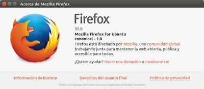 Firefox 37.0